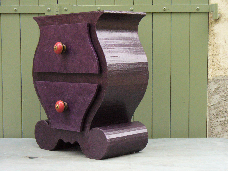 Les tout en carton d anne meubles en carton - Meuble en carton prix ...