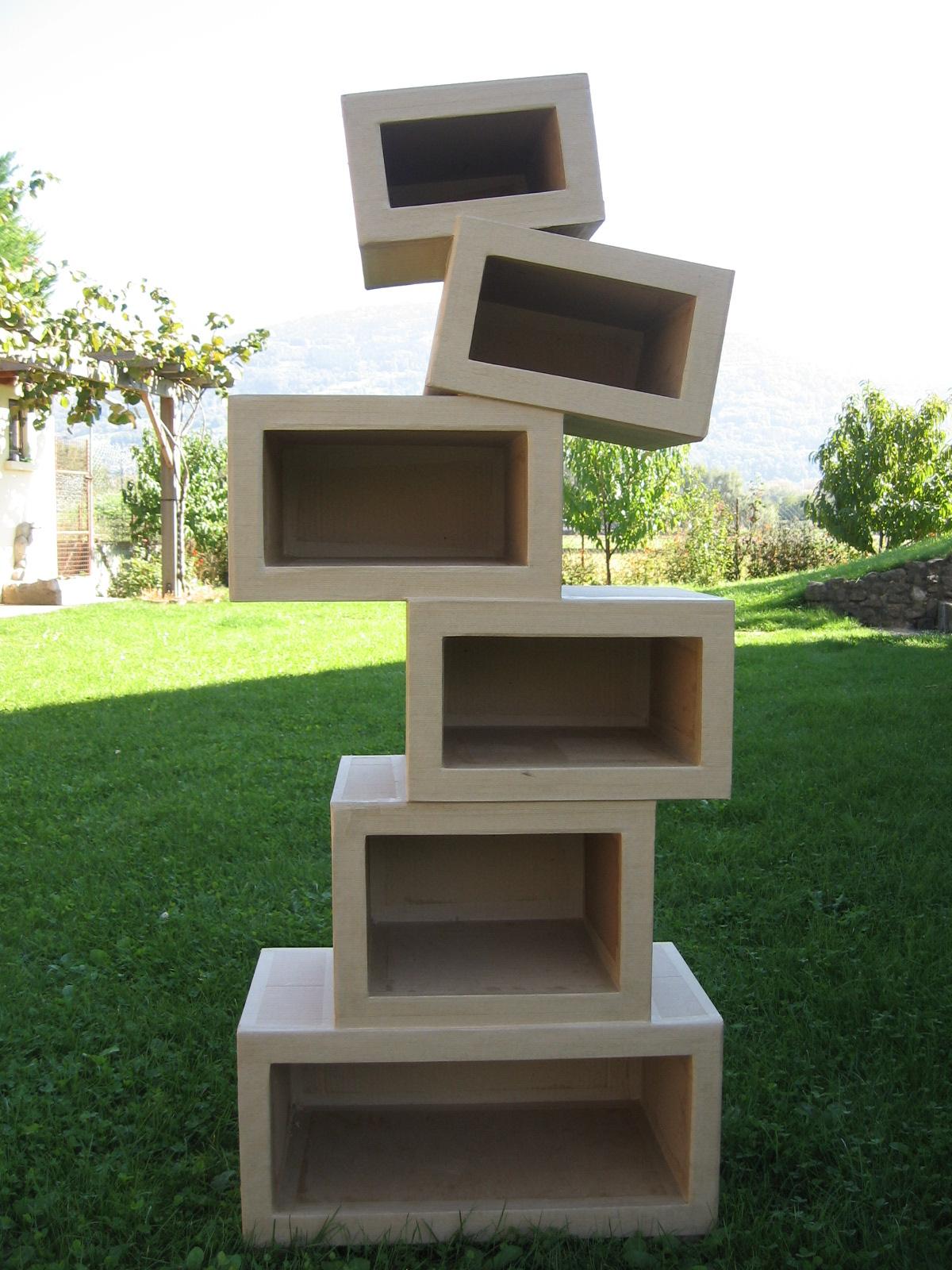les tout en carton d anne archive du blog l tag re en quilibre. Black Bedroom Furniture Sets. Home Design Ideas